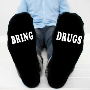 Drugs socks
