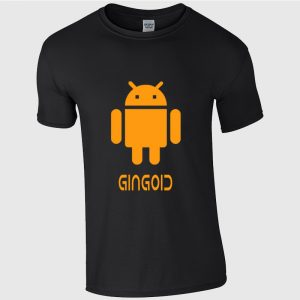 Gingoid tshirt