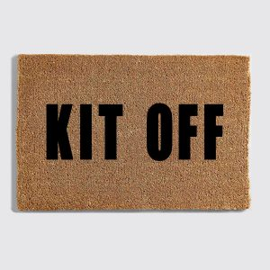 Kit Off doormat