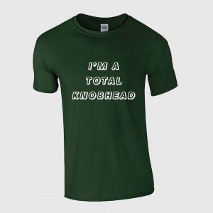 Total Knobhead t-shirt